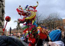Chinese New Year von Elizabeth Marsden