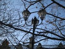 Traditional Streetlamp by Elizabeth Marsden