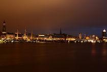 Hamburg Harbour by Juan C. García
