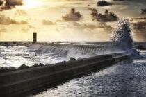 Peaceful storm von Tiago Pinheiro