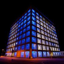 The new city library of Stuttgart
