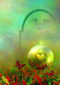 Das Tor zum Garten der Träume by Eckhard Röder