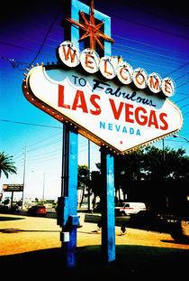 Welcome to Las Vegas by Giorgio Giussani