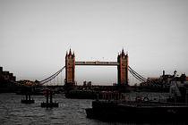 london bridge by Marcel Velký