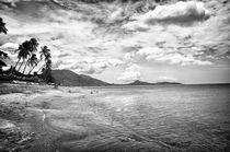 Lamai Beach by Gianluca Colombi
