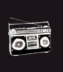 WHITE RADIO von zurigo