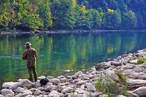The Fisherman by Dejan Knezevic