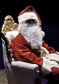 Nikolaus - Santa Claus von Peter Weilacher