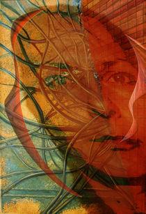 Selbstportrait by corsza