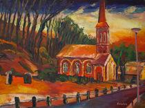 Red Church von Aleksandr Trachishin