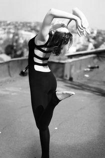Swan Dances by Simona Naciadis