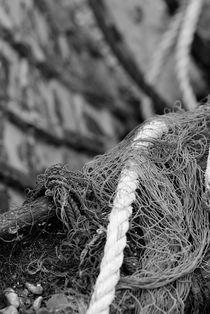 Rope & net von Claudia Gannon
