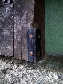 old door by Xavier Pujol Baterno