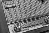 Radio - 50er Jahre von Günther Lippl