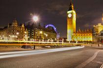 Big Ben by Andrea Rota