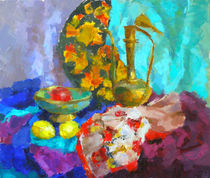 still life von Anastasia Berezovsky