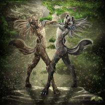 Natural Dance von amorpheus-art