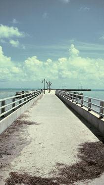 Florida - Keywest Pier by Brandon Herring