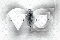 Vesica Piscis (ad infinitum) von David Kleinsasser