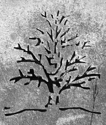 Tree of Life Grave by Leslie Gerhart