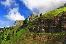 Alpen-Höhenwanderweg von Wolfgang Dufner