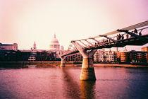 Millenium Bridge von Giorgio Giussani