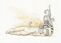 Languid Monstrositie by Peter Fairfax