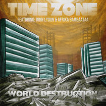 Time Zone by andrew bargeron