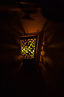 Arabic lamp by Derouiche salaheddine