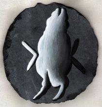 """Tierkreiszeichen """"Wolf"""" von Istvan  Seidel"""