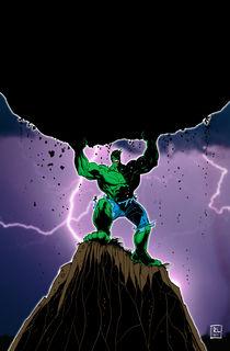 Green Thing by Russ Leach