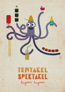 Tentakel-spektakel