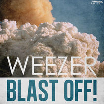 7inch series: Weezer by andrew bargeron