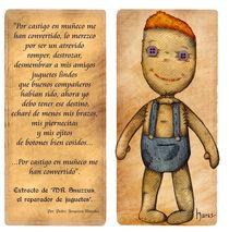 SACK BOY von PEDRO JORQUERA MORALES