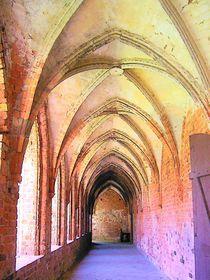 Kloster Chorin by Petra Hinz