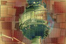 Fernsehturm Berlin von Petra Hinz