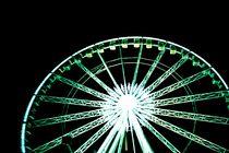 Ferris wheel by Giorgio Giussani