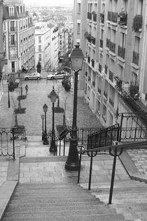 Montmartre Paris by Petra Hinz