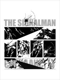 The Signalman by Deyan Sedlarski
