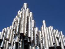 Sibelius-Denkmal Helsinki by Petra Hinz