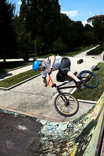 Biker by Deyan Sedlarski
