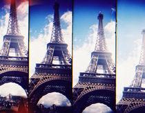 Eiffel tower von Giorgio Giussani