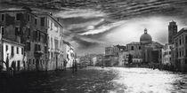 Venice, Grand Canal von MARKOS DOLOPIKOS