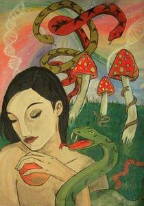 forbidden shroom by Asia C.