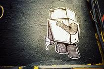 Robot by Giorgio Giussani