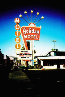 holiday motel by Giorgio Giussani