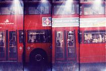 London Bus von Giorgio Giussani