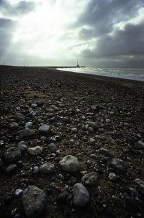 Le Havre beach von Razvan Anghelescu