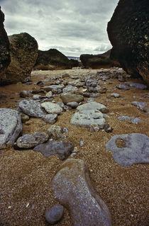Normandy beach 1 by Razvan Anghelescu