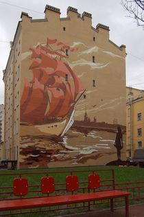 Scarlet Sails by art-facade
